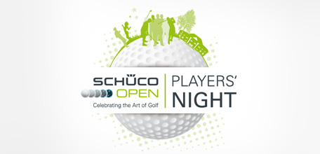 "Side Events Schüco Open ""Celebrating the Art of Golf"""