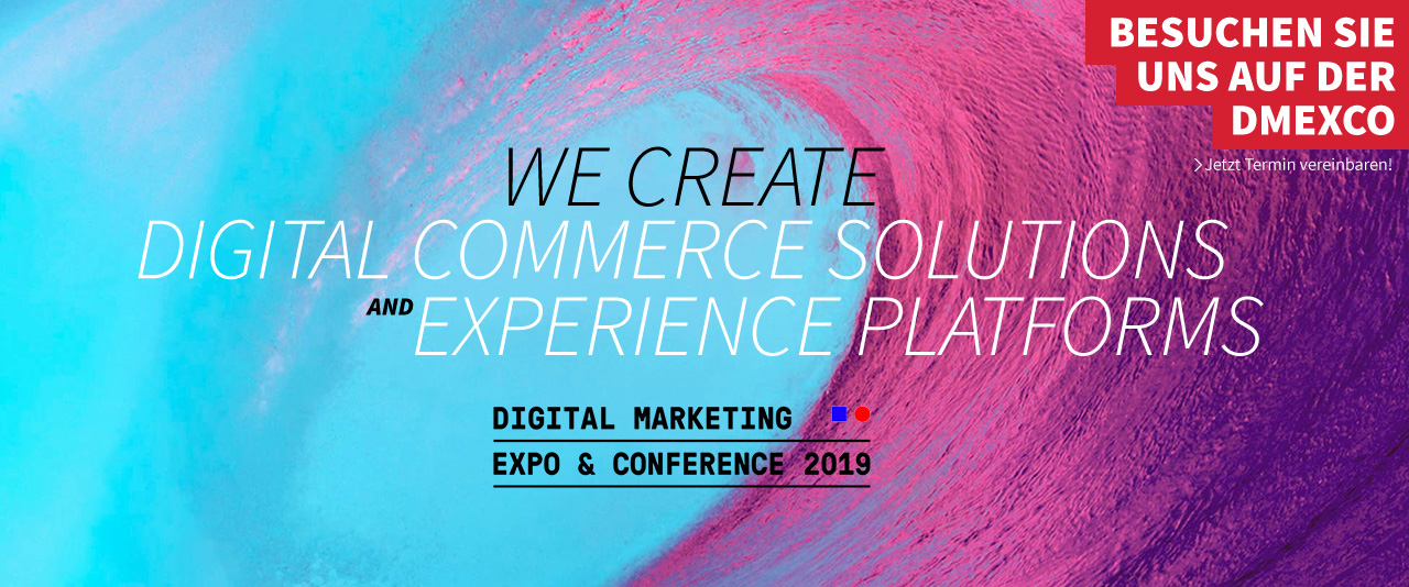 Meet Publicis Pixelpark at DMEXCO 2019